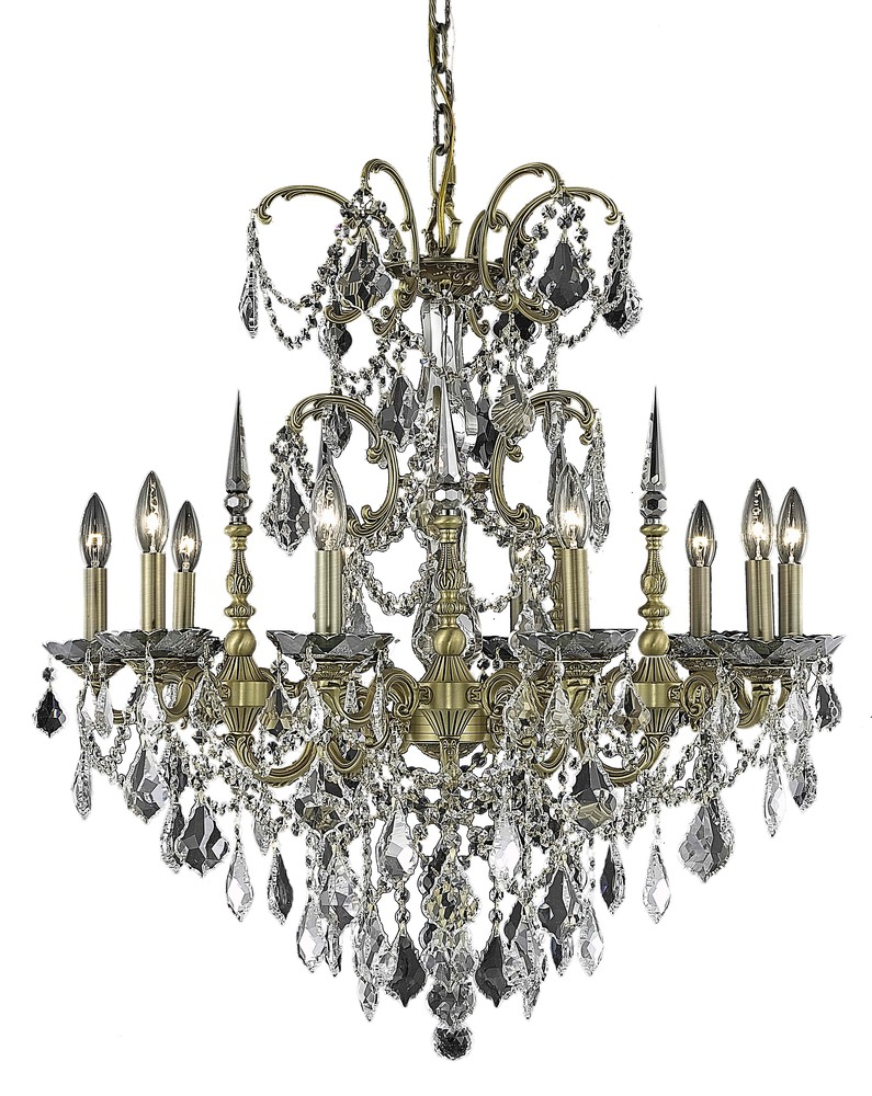 Athena 10 light french gold chandelier hcjg6 lighting boutique athena 10 light french gold chandelier arubaitofo Gallery